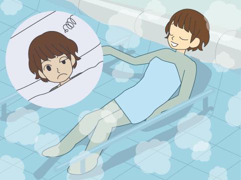 癒し入浴法