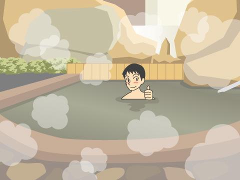 【旭岳温泉】湯量豊富な5種類の源泉を満喫
