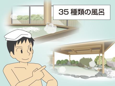 登別温泉おススメ温泉旅館