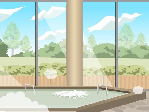 もうひとつの共同浴場「椿の湯」
