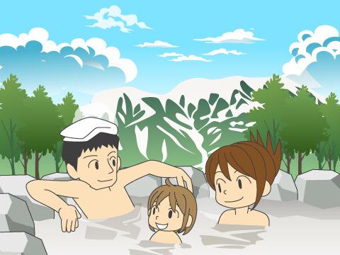 「国民健康温泉地」と「ふれあい・やすらぎ温泉地」