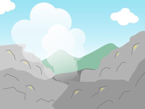 立山地獄谷(富山県)