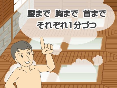 那須湯本温泉「鹿の湯」(栃木県)