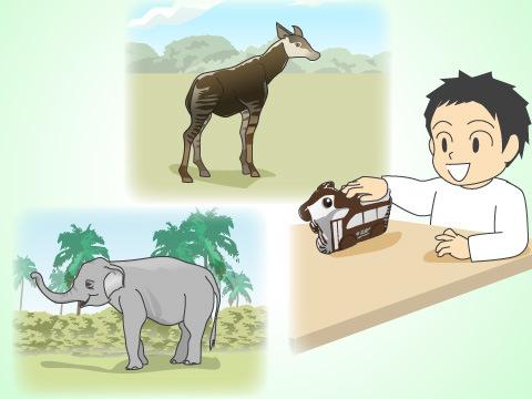 よこはま動物園ズーラシア(神奈川県)