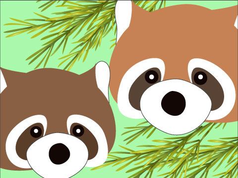 レッサーパンダとオオアリクイの国内血統登録を担当