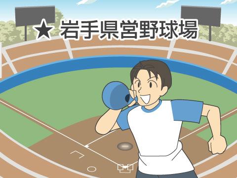 岩手県営野球場
