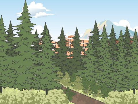 樹木見本園