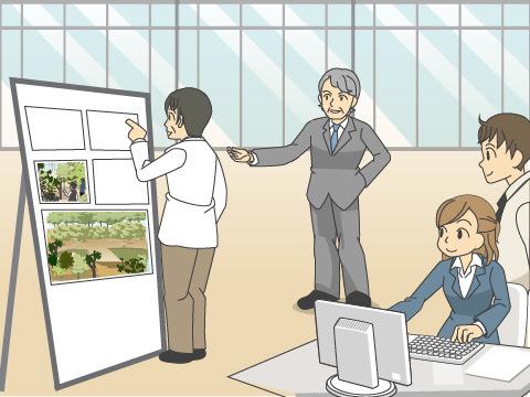 日本植物園協会の事業活動