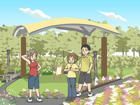 但馬高原植物園(兵庫県美方郡香美町)