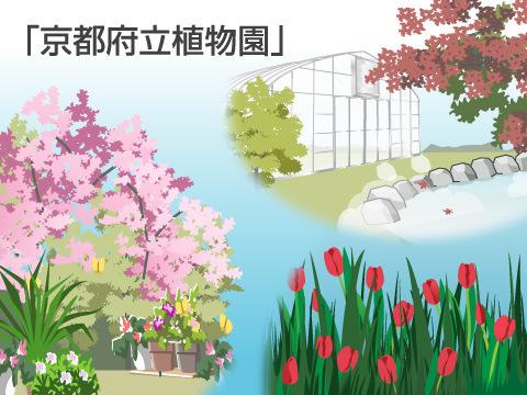 京都府立植物園の見所いろいろ!