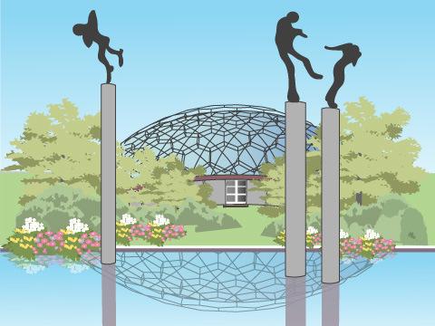 ミズーリ植物園(米・ミズーリ州)