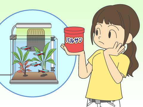 水槽がある部屋でバルサンなどの殺虫剤は使えるか?