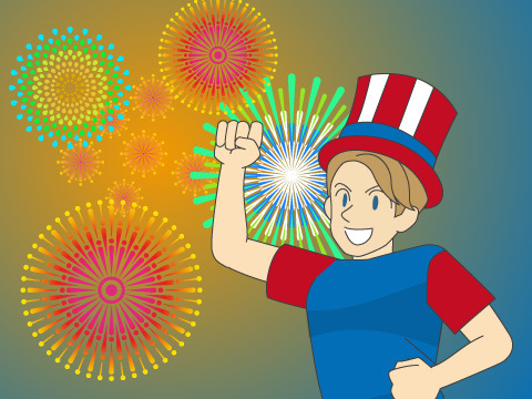 独立記念日/アメリカ