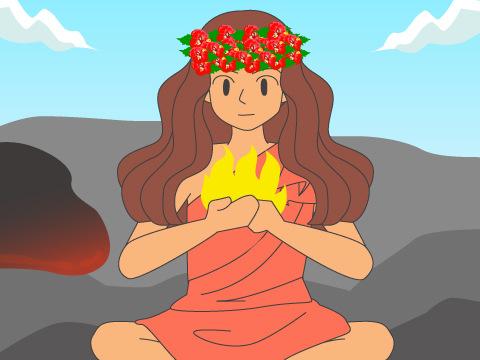 キラウエア火山/ハワイ