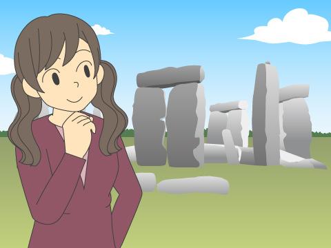 ストーンヘンジ、エーヴベリーと関連する遺跡群/イギリス