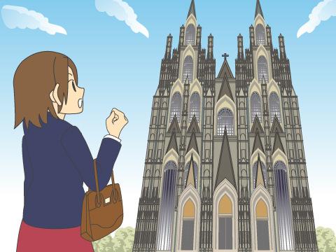 ケルン大聖堂/ドイツ