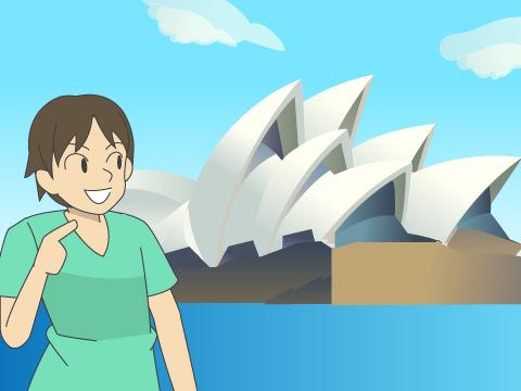 シドニー・オペラ・ハウス/オーストラリア