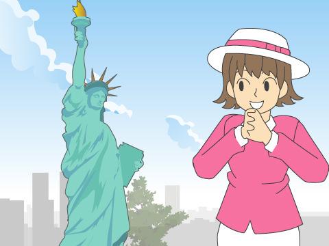 自由の女神像/アメリカ