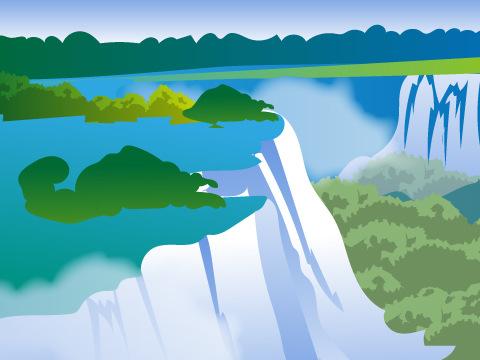 イグアス国立公園/アルゼンチン