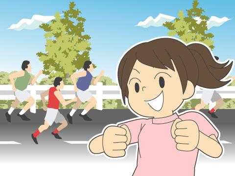 マラソン人口の増加と競技の変化
