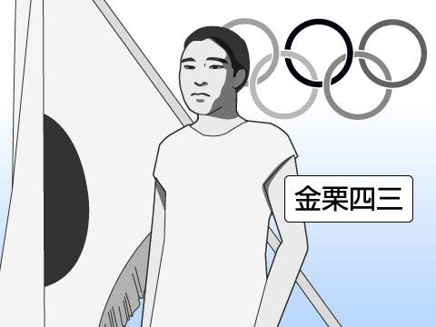 オリンピックで生まれた珍記録