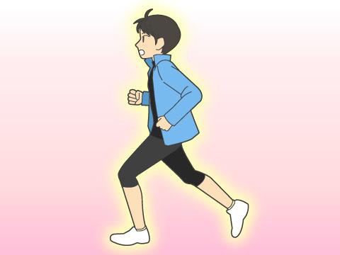 走るエネルギー