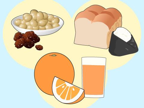 疲労回復に必要な栄養と食事