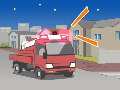春の全国火災予防運動