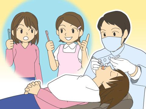 歯科検診(プロフェッショナル・ケア)